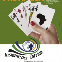 Torneo di Burraco pro Africa